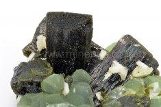 Minerál EPIDOT, PREHNIT