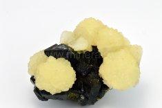 Minerál STELLERIT, EPIDOT