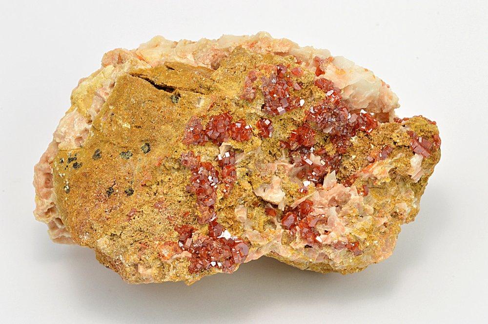 Minerál VANADINIT